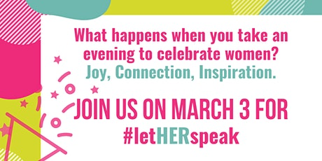 Tamil Women Rising: #letHERspeak tickets
