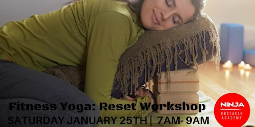 Yoga RESET Workshop