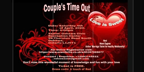 Couple's Time Out tickets
