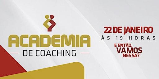 [PARAÍBA] Academia de Coaching - 22 de janeiro de 2020