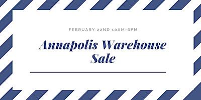 Annapolis Warehouse Sale