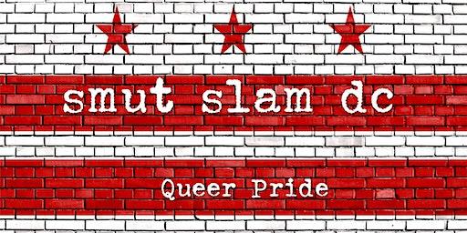Smut Slam DC: Queer Pride