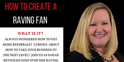 Raving Fans with Sarah Reynolds
