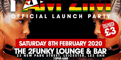 I AM ZIM LAUNCH PARTY - SAT 8TH FEB LEICESTER