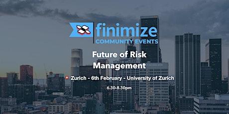 #Finimize Community: The Future of Risk Management: Banking Profitability tickets