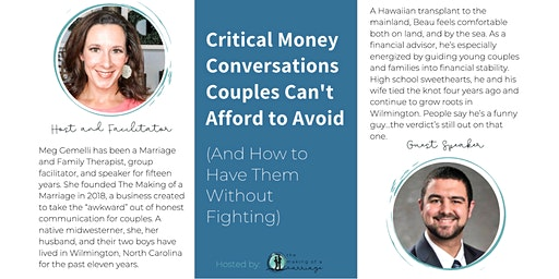 Critical Money Convos Couples Can't Afford to Avoid  (And How to Have Them)
