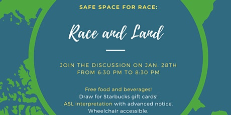 RACE and LAND tickets