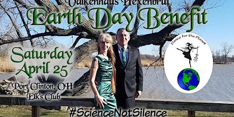 Earth Day Benefit - Valkenhaus Hexenbrut tickets