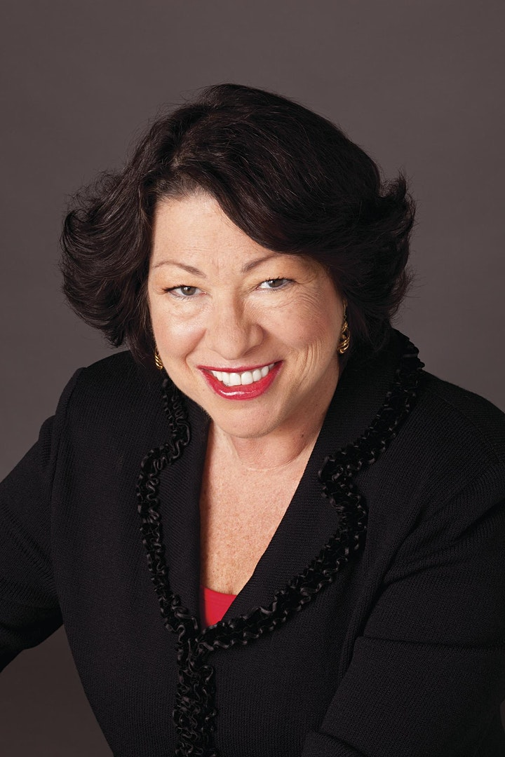 An Evening with SONIA SOTOMAYOR in conversation with GLORIA ESTEFAN image