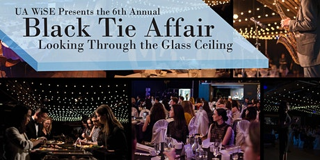 The 6th Annual Black Tie Affair: Looking Through the Glass Ceiling tickets