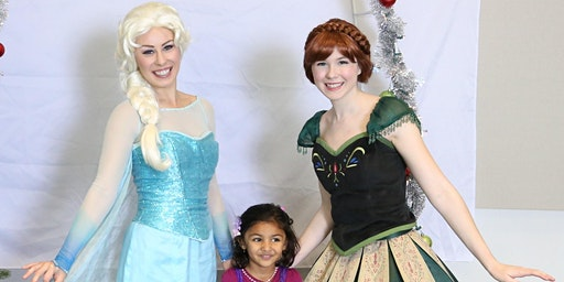 NORTHSIDE: Photos with Elsa, Anna and Olaf Too (For All Ages)
