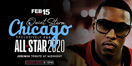 The Quiet Storm R&B: All Star Weekend 2020 tickets