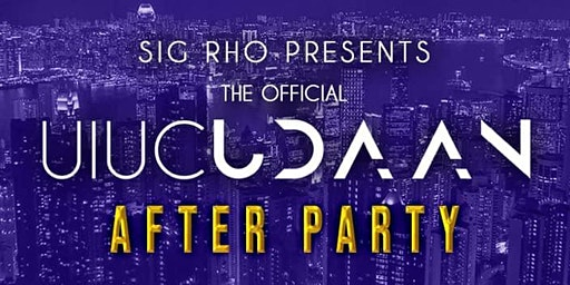 Sigma Beta Rho and Udaan Present: The Official Udaan After Party