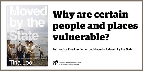 """Join Tina Loo for her book launch of """"Moved by the State"""" tickets"""
