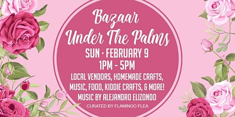 Bazaar Under the Palms tickets