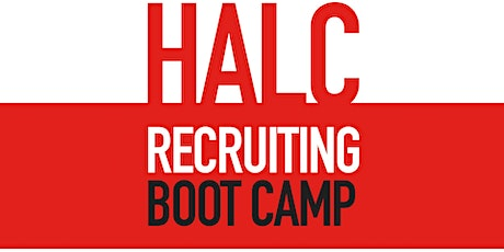 HALC Recruiting Boot Camp tickets