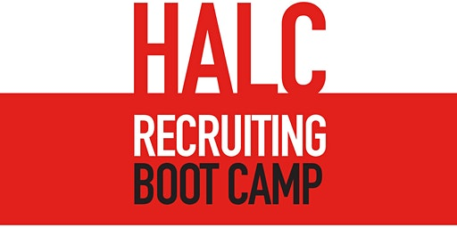 HALC Recruiting Boot Camp