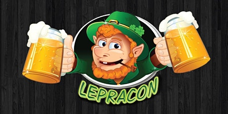 San Francisco St. Patrick's Day Pub Crawl: LEPRACON 8 tickets
