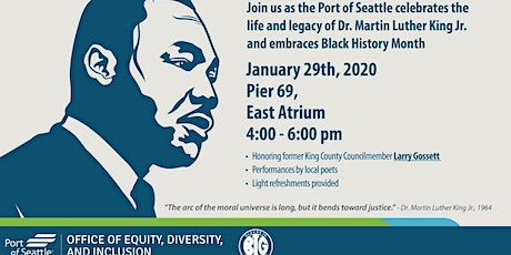 MLK and Black History Month Celebration tickets