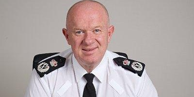 Annual lecture Chief Constable Andy Cooke, Merseyside
