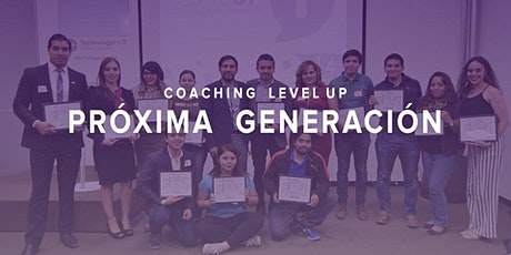 Generación 63 Level Up Coaching boletos