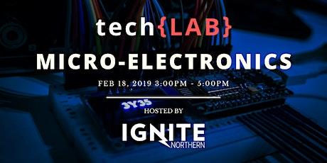 tech{LAB} Micro-electronics tickets