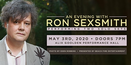 An Evening with Ron Sexsmith tickets