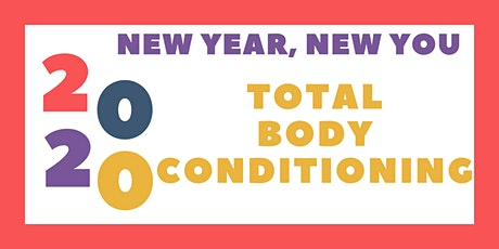Total Body Conditioning tickets
