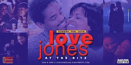 Black Films Matter: Love Jones Private Screening tickets