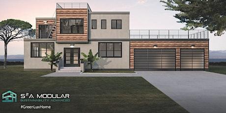 Seminar & Dinner: Building Modular Renewable Energy Smart Homes tickets