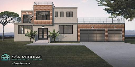 Seminar & Dinner: Building Modular Renewable Energy Smart Homes