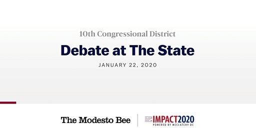 The Modesto Bee's 2020 Congressional Candidates Debate