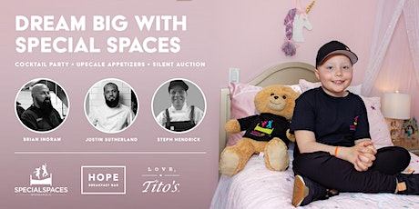 Special Spaces Fundraiser at Hope Breakfast Bar tickets