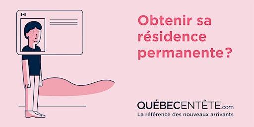 Devenir résident permanent canadien au Québec