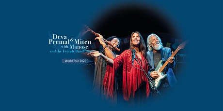 Deva Premal & Miten with Manose and the Temple Band - World Tour 2021 billets