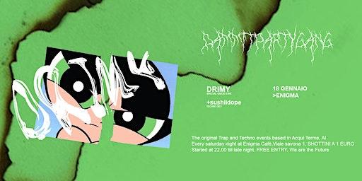 DammitPartyGang w/ DRIMY +sushiidope / 18 01 20