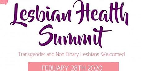 Lesbian Health Summit tickets