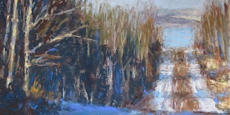 Impressionist Landscape in Soft Pastels tickets