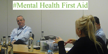 Mental Health First Aid (MHFA) Adult Two Day - REF (AD11-1920-64917) tickets