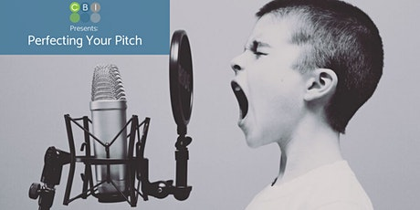 Perfecting Your Pitch bilhetes