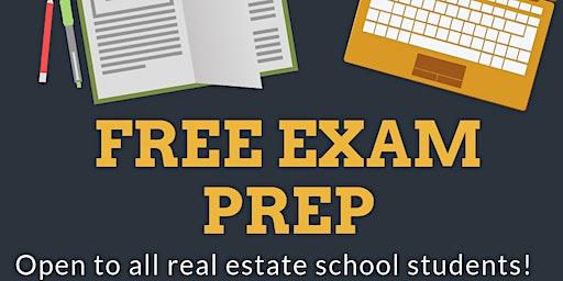 Free Real Estate Test Prep