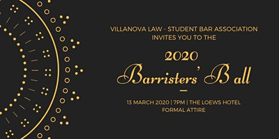 2020 VLS Barristers' Ball