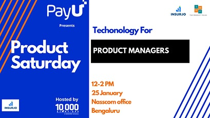 Technology for Product Managers tickets