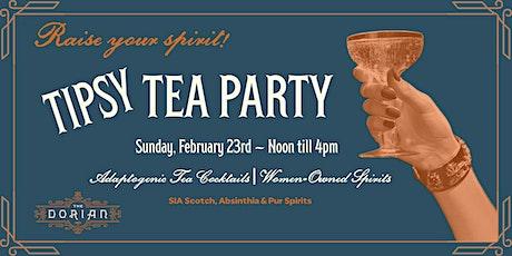 Tipsy Tea Party tickets