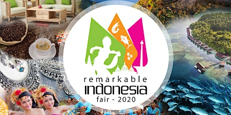 Remarkable Indonesia Fair 2020 tickets