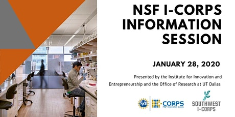 NSF I-Corps Information Session tickets
