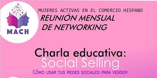 Social Selling - Reunion Mensual de MACH
