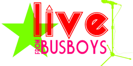 LIVE! From Busboys Talent Showcase Open Mic | Hyattsville December 18, 2020 | Hosted by AJ Head tickets