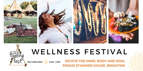 The Healing Fest, wellness festival 2020 tickets