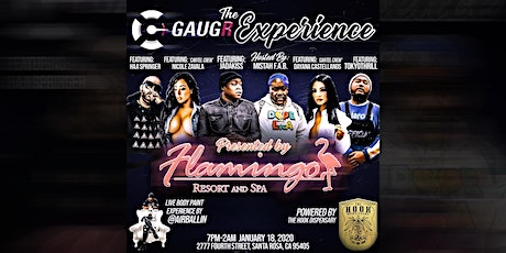 The Gaugr Experience tickets